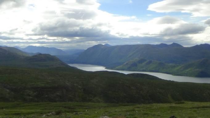 montagnes du Yukon