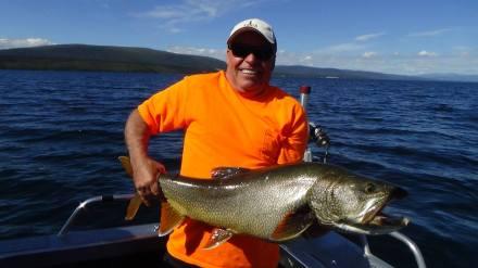 Normand Leroux Yukon Fishing Adventure