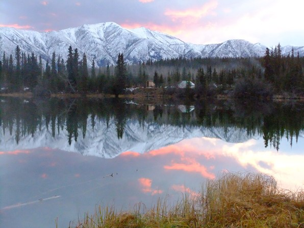 Ross River Yukon