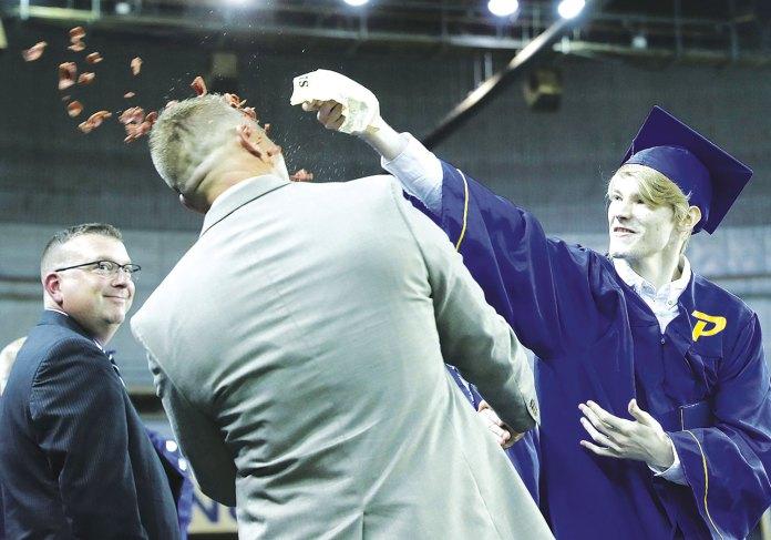 Bacongate, Piedmont High School, Yukon Progress, Yukon Review