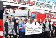 Yukon Fire Department, Yukon Review, Yukon Progress