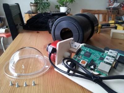 parts allsky camera