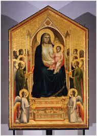 ジョッット荘厳の聖母
