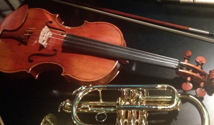 バイオリンも管楽器のようにブレスをしながら弾くといい