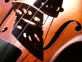 バイオリンの弦が勝手に緩む時②