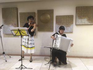 荻窪音楽祭に参加しました!