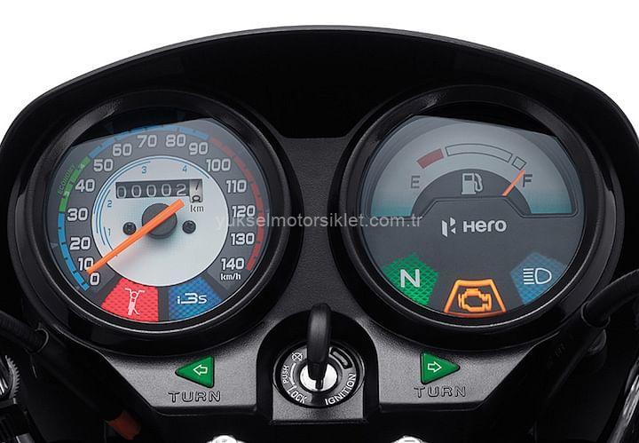 motosiklet km kontrol