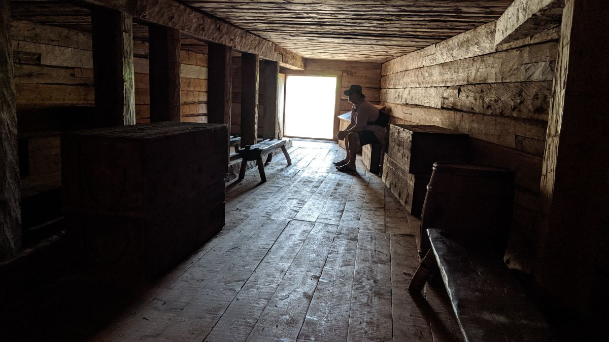 Fort Beausejour and Joggins Fossil Cliffs - http://yula.ca