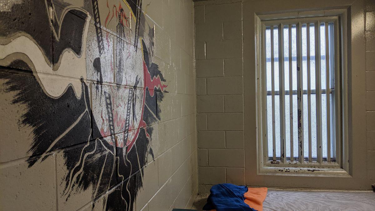 Inside the Kingston Penitentiary - https://yula.ca