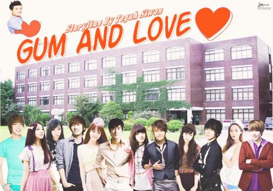 Gum & Love- Request- Teguh Siwon