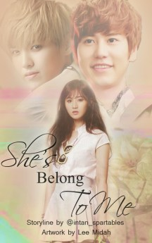 She belong to me By Lee Midah