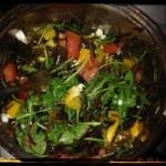 """Салат """"Морская сила"""". Вкус+польза морской капусты и овощей."""