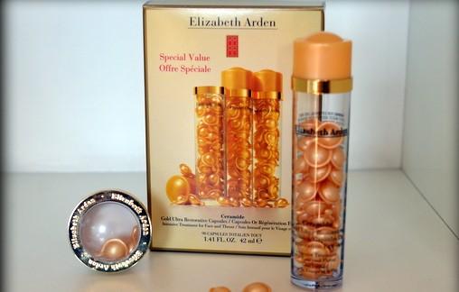 керамиды в капсулах, elizabeth arden