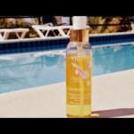 Смесь масел быстрого действия для тела и волос Vichy Nutriextra Huile.
