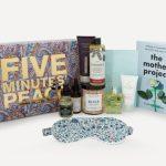 Liberty London Five Minutes Peace Beauty Kit