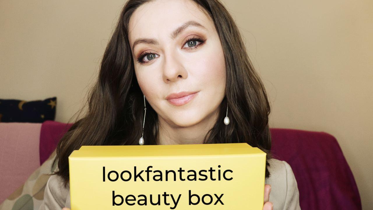 LOOKFANTASTIC Beauty Box Октябрь 2021