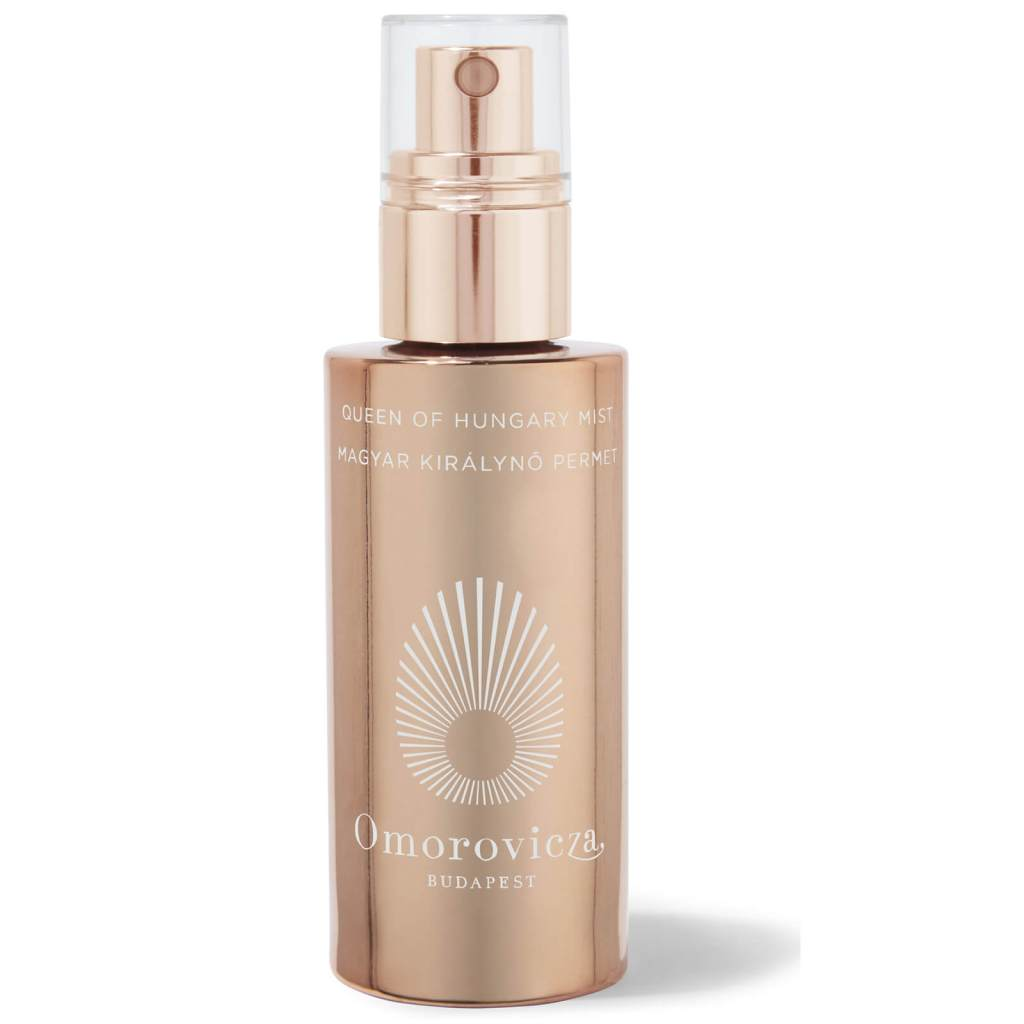 Omorovicza Limited Edition Queen of Hungary Mist - Rose Gold