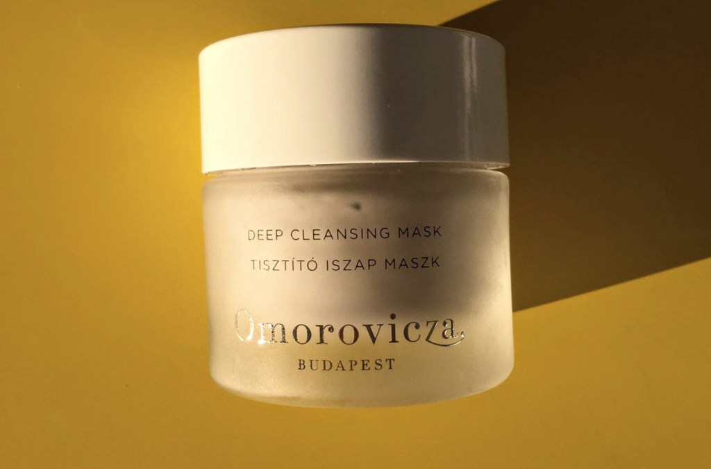 Omorivicza Deep Cleansing Mask