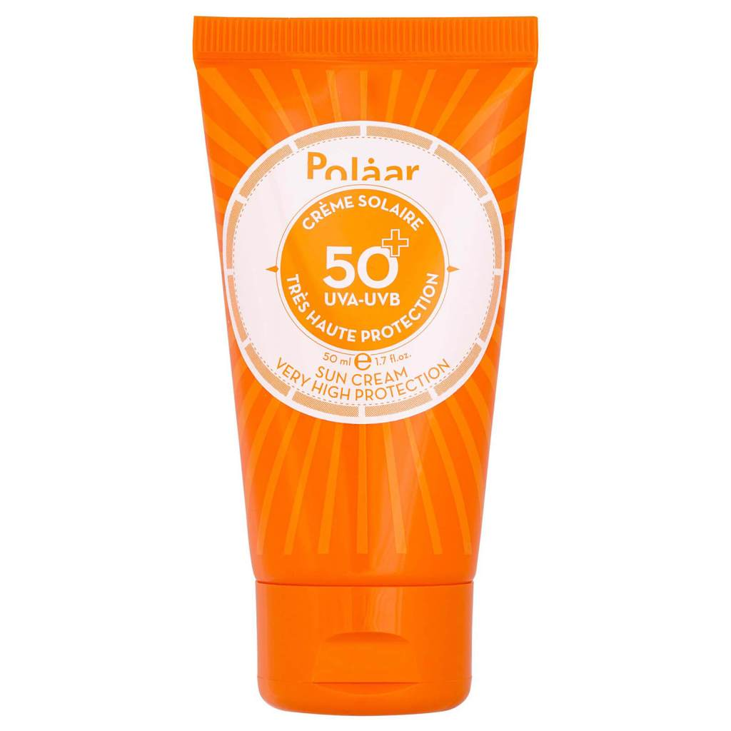 Polaar, Very High Protection Sun Cream SPF 50+