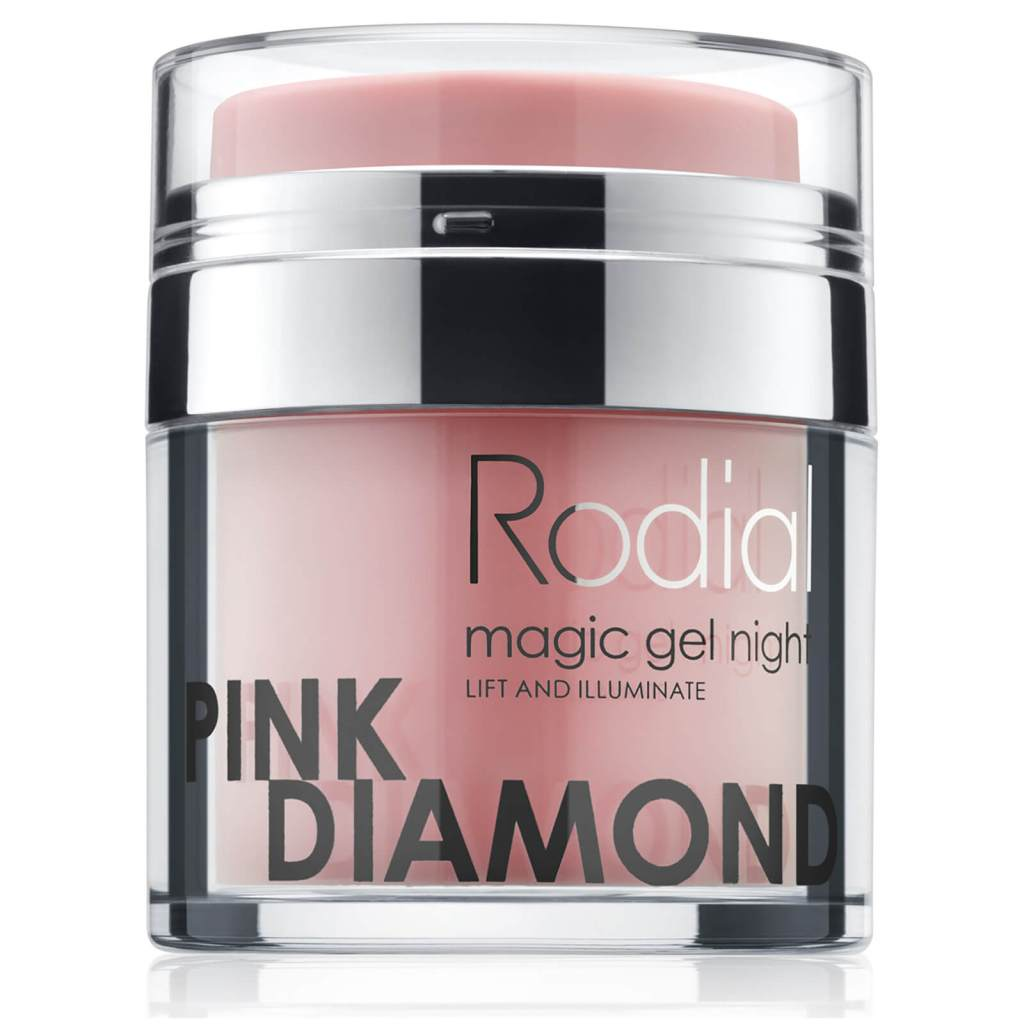 Rodial, Pink Diamond Magic Gel Night