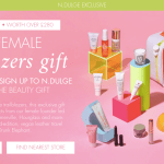Space NK The Female Trailblazers Gift – Spring Goody Bag 2020