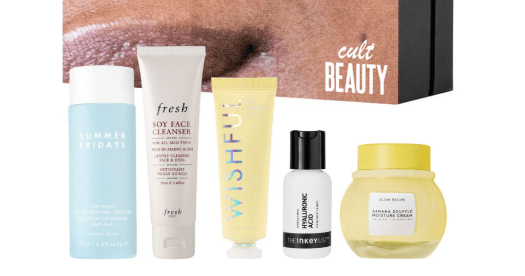 Cult Beauty Up Close On Skin Care