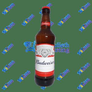 Budweiser Cerveza Botella 550 ml