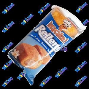 Inalecsa Inacake Pancake Relleno de Vainilla Packx2u 100 g