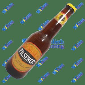 Pilsener Cerveza Original Botella 330 ml