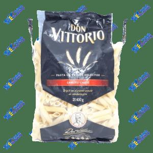 Don Vittorio Fideo Canuto Chico 400 g