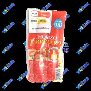 La Castilla Chorizo Parrillero Packx4u 130 gr