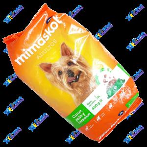 Mimaskot Comida para Perros Raza Pequeña Carne Pollo Cereales 450 gr