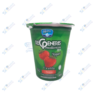 Alpina Regeneris Trozos de Frutilla 150 gr