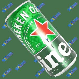 Heineken Original Cerveza en Lata 269ml