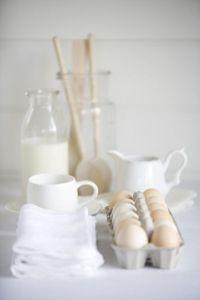 Таблицы питательной ценности продуктов | Молочные продукты | яйца