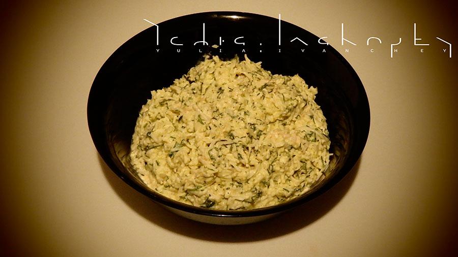 recipes | рецепты | полезное питание | еврейский салат
