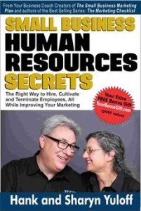 small business human resource secrets book cover