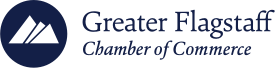 Flagstaff Chamber of Commerce networking events logo