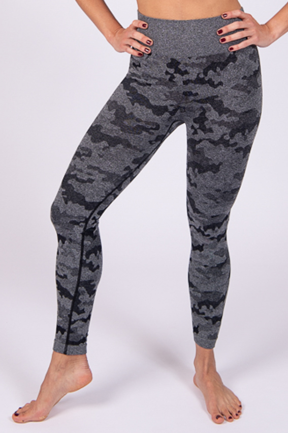 High-Waist Adventurous Legging – Camo Pitch