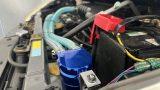 【ブローバイ対策の定番】SUBARU R2 汎用オイルキャッチタンク取り付け