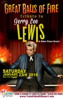 2016-01-23 Jerry Lee Lewis Tribute