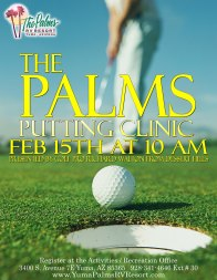 2017-02-15 Putting Clinic