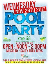 2017-11-29 Pool Party