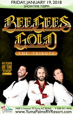 2018-01-19 Bee Gees Gold – Tribute Concert