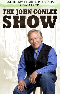 2019-02-16 The John Conlee Concert