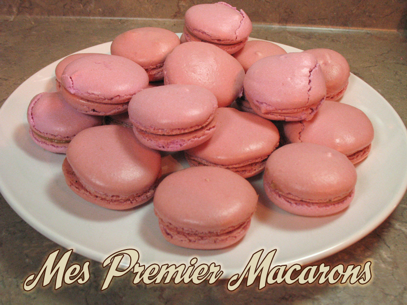 macarons not as difficult to make as one might believe