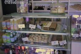 Cakes and bars