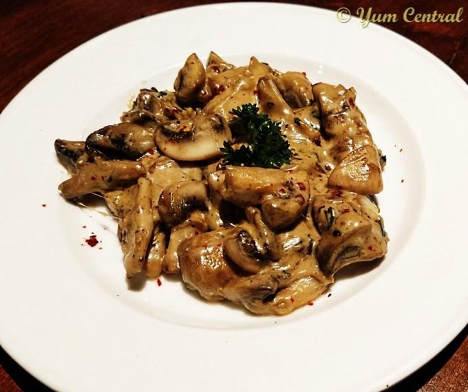Mushroom Paprika
