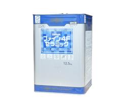 4Fフッ素(弱溶剤)日本ペイント
