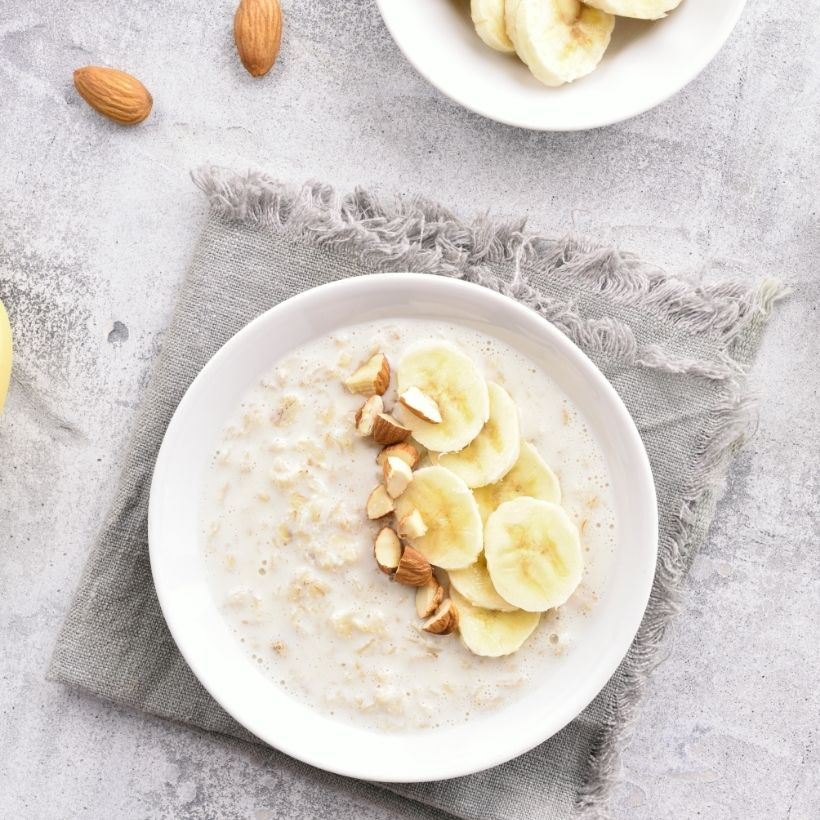 how to stop oatmeal from overflowing in